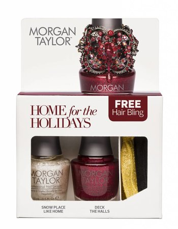 MORGAN TAYLOR HAIR SO FESTIVE DUO PACK