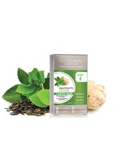 MORGAN TAYLOR DETOX GINGER & GREEN TEA 4PK
