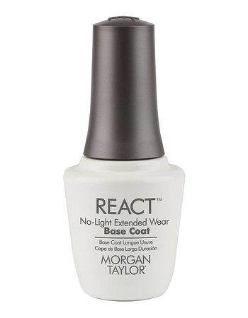 MORGAN TAYLOR REACT- EXTENDED WEAR BASE COAT
