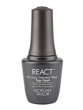 MORGAN TAYLOR REACT- EXTENDED WEAR TOP COAT