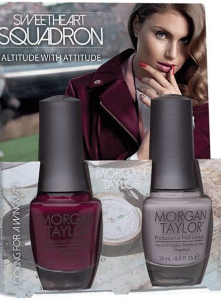 MORGAN TAYLOR ALTITUDE WITH ALTITUDE DUO