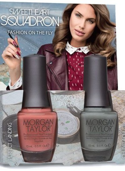 MORGAN TAYLOR 51308 FASHION ON THE FLY DUO