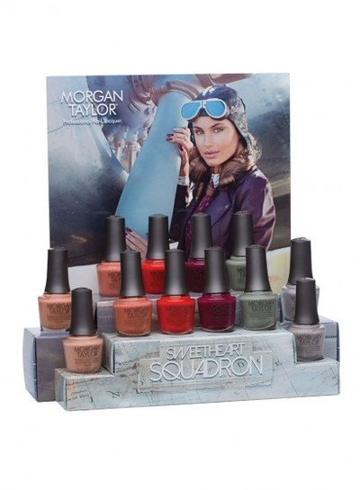 MORGAN TAYLOR 51309 12PC SWEETHEART SQUADRON COLLECTION