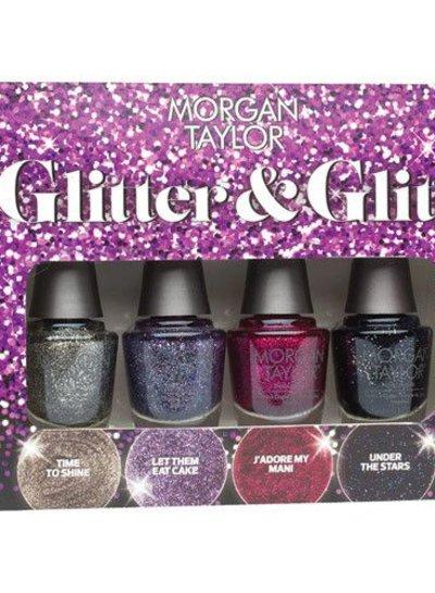 MORGAN TAYLOR 51326 GLITTER & GLITZ MINIS