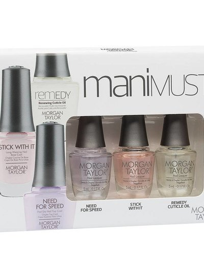 MORGAN TAYLOR 51325 WRAPPED IN GLAMOUR MINI TOP 8 PACK - Copy