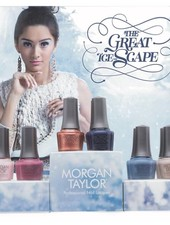 MORGAN TAYLOR 12PC THE GREAT ICE ESCAPE COLLECTION
