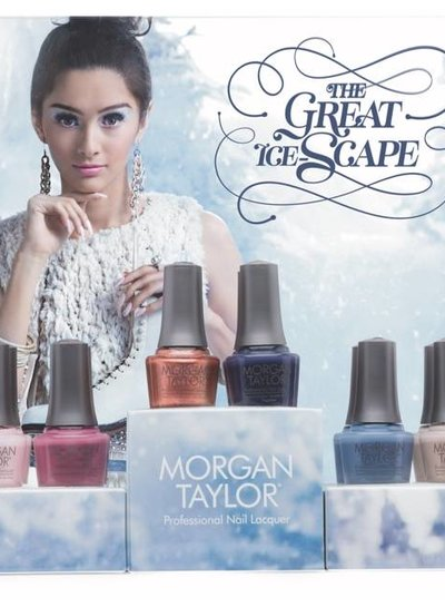 MORGAN TAYLOR 51330 12PC THE GREAT ICE ESCAPE COLLECTION
