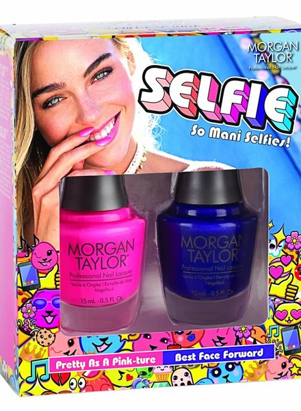 MORGAN TAYLOR SO MANIE SELFIES DUO