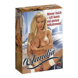 You2Toys Opblaaspop Claudia
