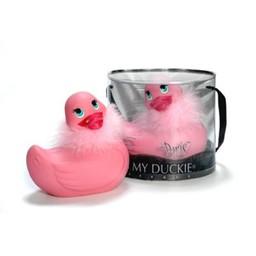 Bigteaze Toys I Rub My Duckie - Travel Paris Rose