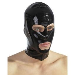The Latex Collection Zwart Latex Masker