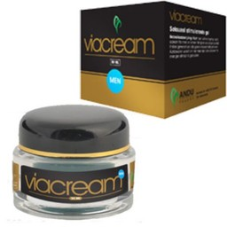 Voedingssupplementen Viacream Man