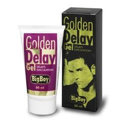 Big Boy Big Boy Golden Delay Gel