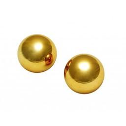Master Series Sirs 2.5 cm Gouden Ben Wa Balletjes