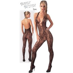 Mandy mystery Line Parel Catsuit