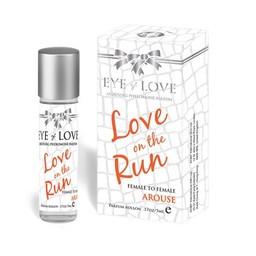 Eye Of Love EOL Mini Rollon Parfum Vrouw/Vrouw Arouse - 5 ml