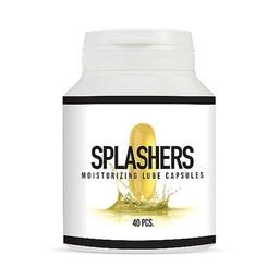Shots Toys Splashers - Capsule Glijmiddel - 20 Stuks