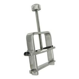 Master Series Stainless Steel Nipple Vise