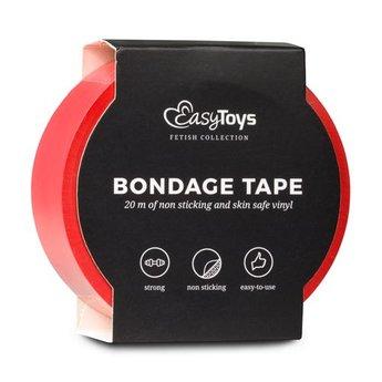 Easytoys Fetish Collection Rode bondagetape