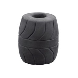 Perfect Fit Fat Boy SilaSkin Ball Stretcher - Black