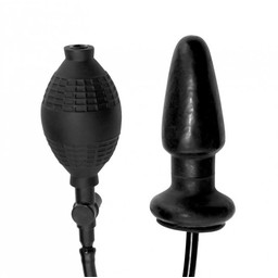 Master Series Expand Opblaasbare Buttplug