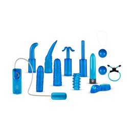 You2Toys Blue Fantasy Vibrator Set