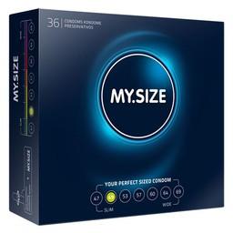 My.Size MY.SIZE 49 mm Condooms 36 stuks