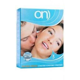 ON ON Natural Feeling condooms 3 stuks