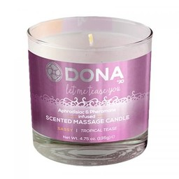 Dona-by-Jo Dona Scented massage candle Sassy