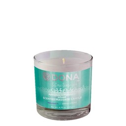 Dona-by-Jo Dona scented massage candle Naughty