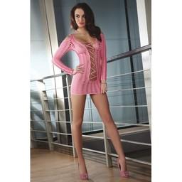 Livia Corsetti Fashion Cantara Jurkje - Roze