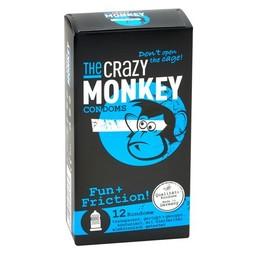 The Crazy Monkey TCMC Fun & Friction! - 12 stuks