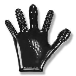 Oxballs Fnger Fuck Handschoen - Zwart