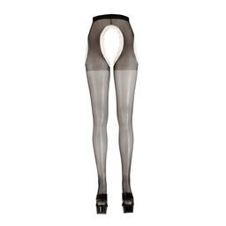 Cottelli Collection Panty zonder Kruis - Zwart
