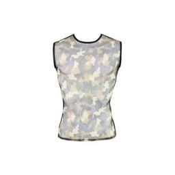 Svenjoyment Underwear Hemd Met Camouflageprint