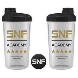 Shaker SNF Academy - 700ml mit Sieb