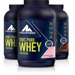 Multipower Whey Protein 900g
