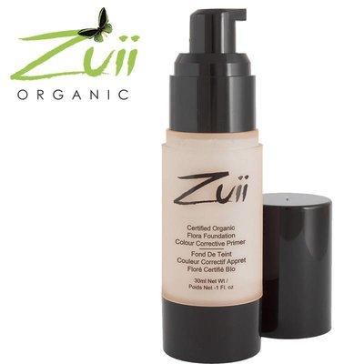 Zuii Organic Colour Corrective Primer Apricot