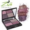 Zuii Organic Quad Eyeshadow Palette Passsion