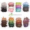 Zuii Organic Quad Eyeshadow Palette Wave