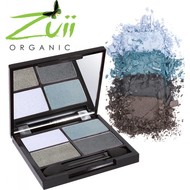 Zuii Organic Quad Eyeshadow Palette Wave