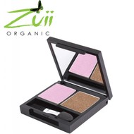 Zuii Organic Duo Eyeshadow Palette Party