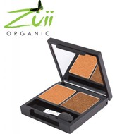 Zuii Organic Duo Eyeshadow Palette Sunset