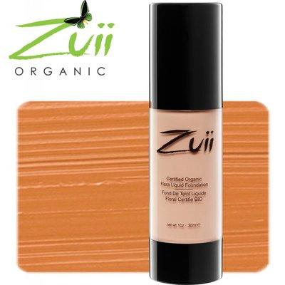 Zuii Organic Flora Liquid Foundation Olive Tan