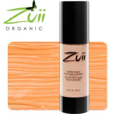 Zuii Organic Flora Liquid Foundation Olive Medium
