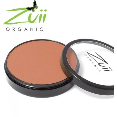 Zuii Organic Flora Powder Foundation Peanut