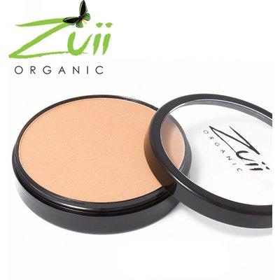 Zuii Organic Flora Powder Foundation Almond