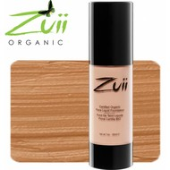 Zuii Organic Liquid Foundation Natural Honey