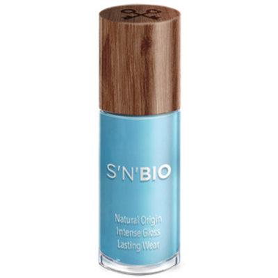 S'N'BIO Nagellak Salt Pastel Blauw
