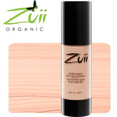 Zuii Organic Liquid Foundation Beige Light